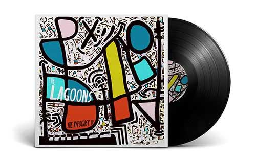 Custom vinyl record gift