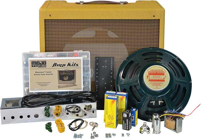 Mojotone guitar amp kit
