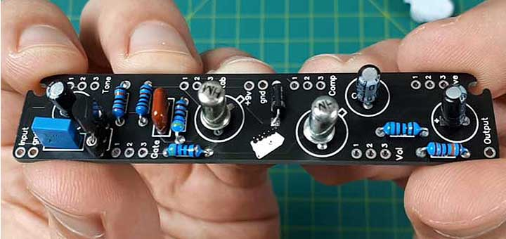 Build a DIY Fuzz Factory clone
