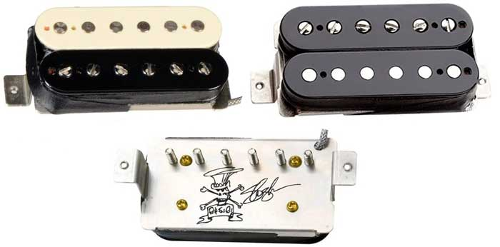 Signature Slash guitar pickups