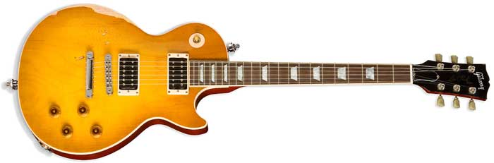 Slash 1959 Gibson Les Paul replica