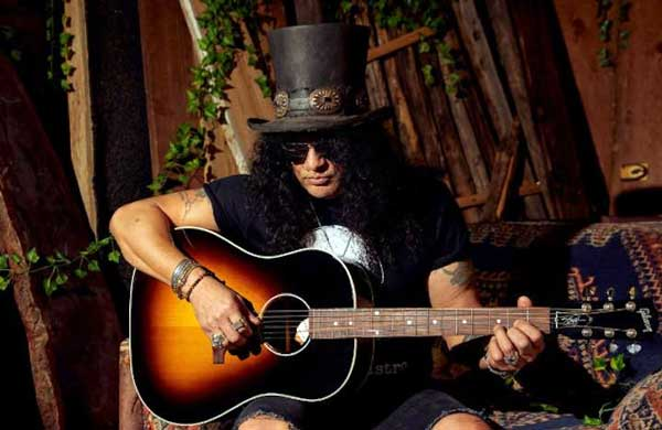 Slash acoustic guitar
