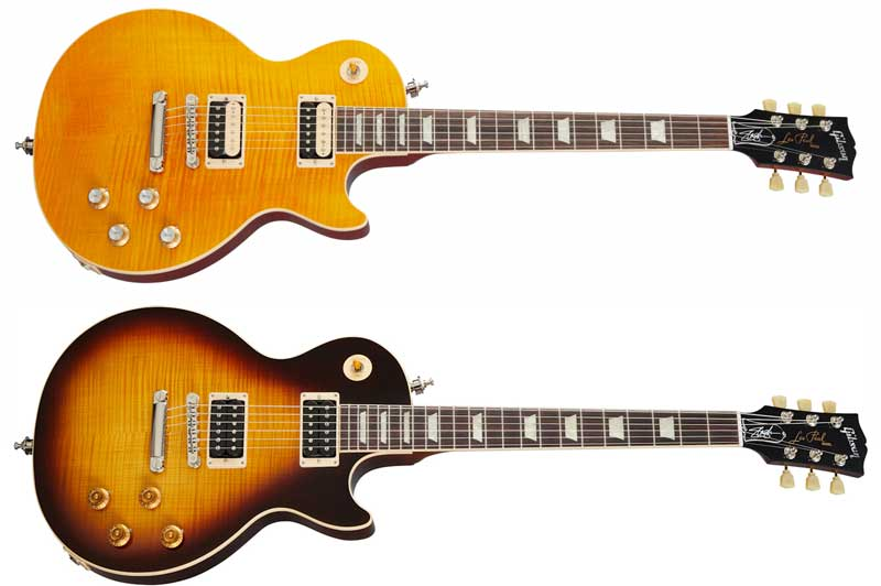 Slash Gibson Les Paul Signature Guitars