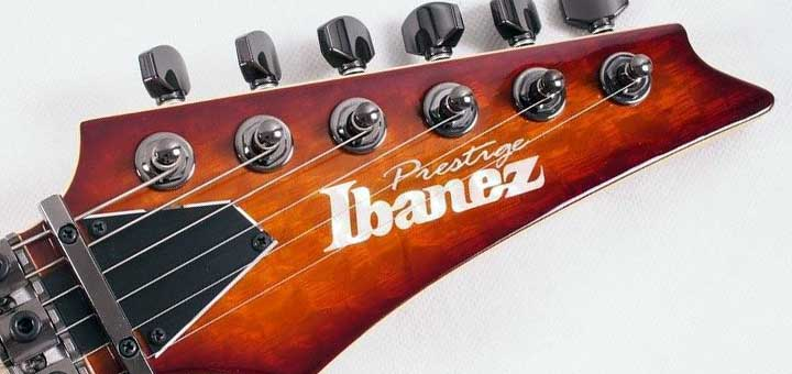 Ultimate Guide to Ibanez Guitars